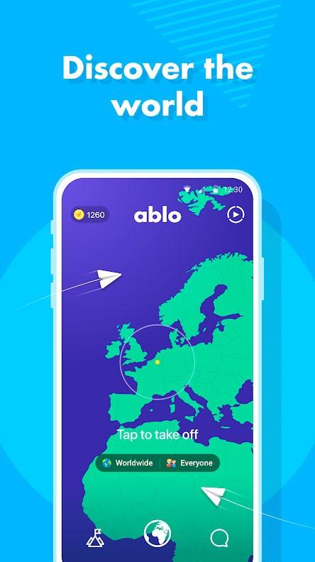 دانلود Ablo 4.3.2 برنامه چت و تماس جهانی با ترجمه زنده اندروید