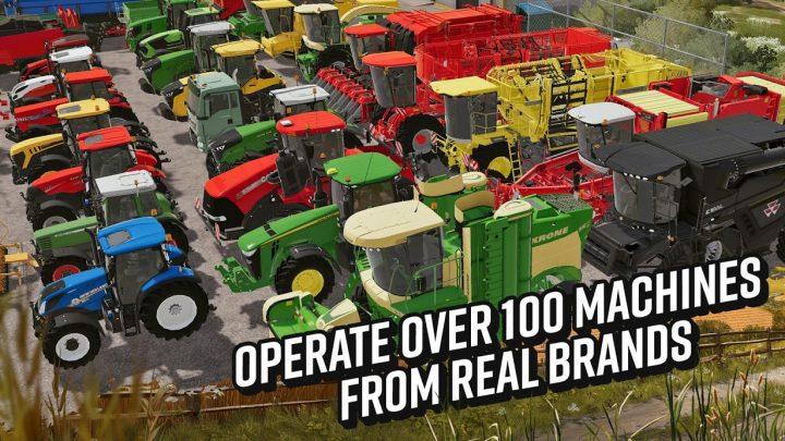 دانلود Farming Simulator 20 0.0.0.69 بازی کشاورزی اندروید + مود