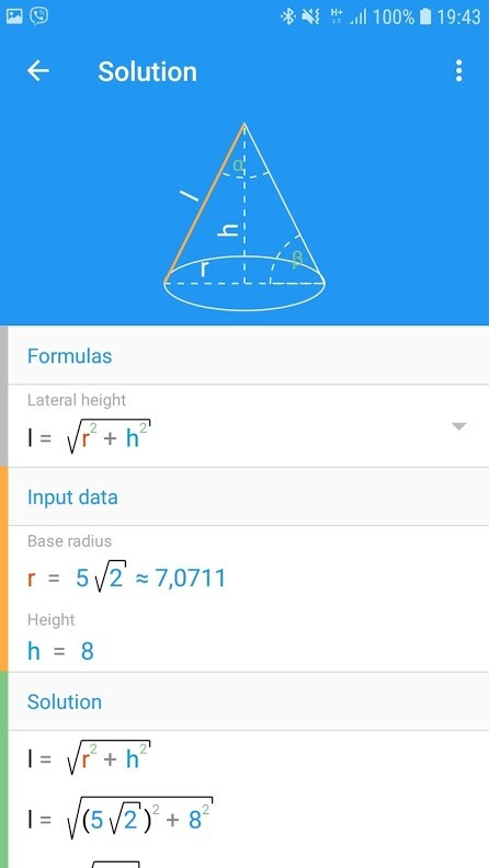 دانلود Geometry PRO 2.21 – برنامه حل مسائل هندسه اندروید