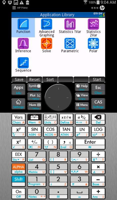 دانلود HP Prime Pro 2.1 – برنامه ماشین حساب فوق پیشرفته اندروید