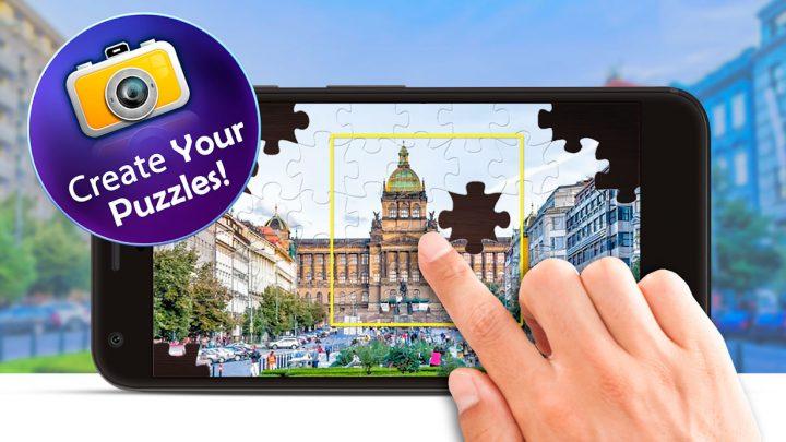 دانلود Magic Jigsaw Puzzles 6.2.12 بازی پازل جورچین اندروید + مود