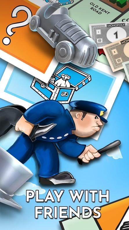 دانلود Monopoly 1.4.9 بازی مونوپولی برای اندروید + مود
