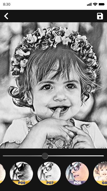 Sketch Photo Maker & Sketch Camera Pro 2.21 – تبدیل عکس به نقاشی با مداد