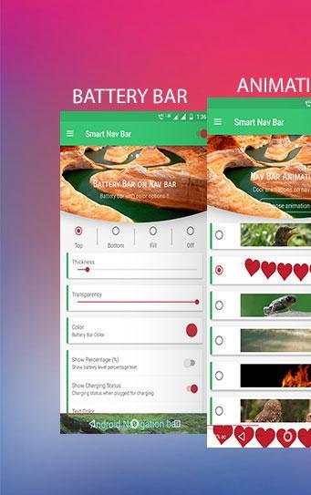 دانلود Smart navigation bar 1.15 – برنامه نوار ناوبری هوشمند اندروید