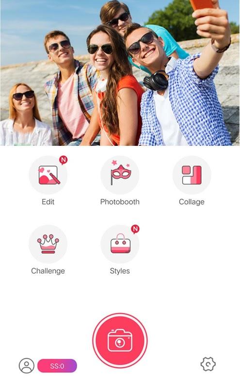 دانلود Sweet Selfie Pro 3.7.1154 – دوربین زیبایی و ویرایش عکس اندروید