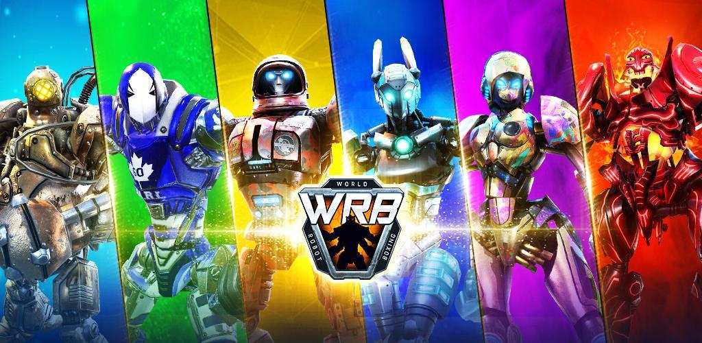 دانلود World Robot Boxing 2 1.4.115 بازی بوکس ربات ها 2 اندروید + مود
