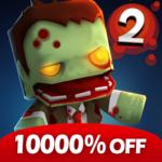 دانلود Call of Mini Zombies 2 2.2.0 – بازی ندای زامبی ها 2 اندروید + مود