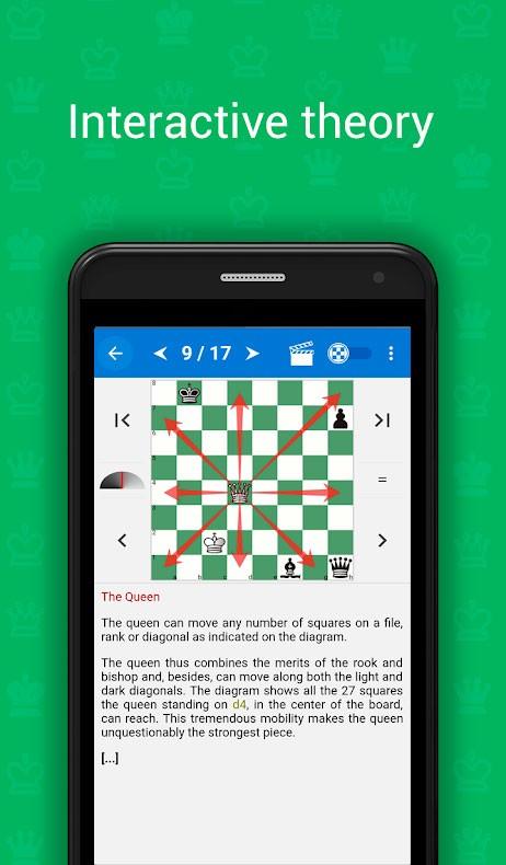 دانلود Chess King 1.3.6 بازی آموزش شطرنج اندروید + مود