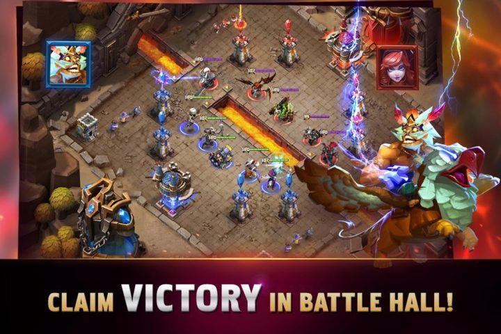 دانلود Clash of Lords 2 1.0.319 – بازی جنگ پادشاهان 2 اندروید