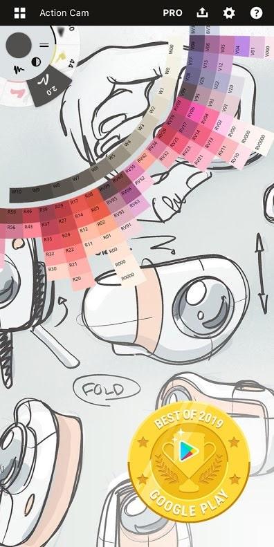 دانلود Concepts – Sketch, Design, Illustrate Pro 1.7.4 – برنامه طراحی و نقاشی