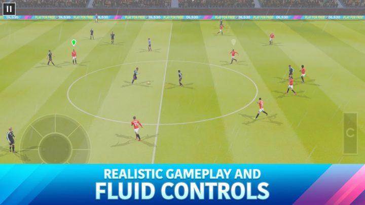 دانلود Dream League Soccer 2020 7.31 بازی دریم لیگ اندروید