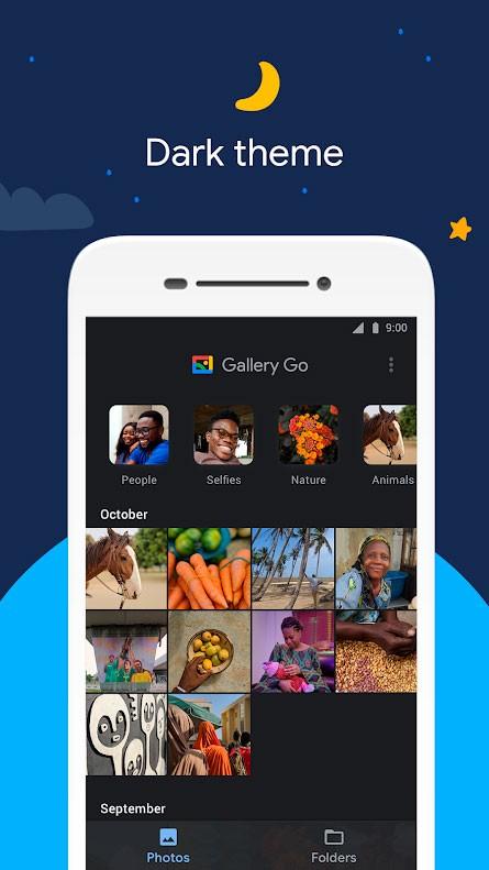 دانلود Gallery Go by Google Photos 1.8.2.392356939 release برنامه گالری اندروید