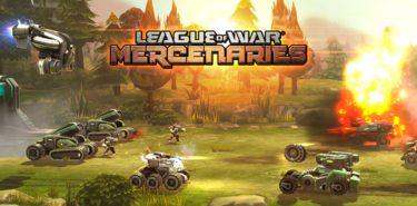 دانلود League of War: Mercenaries 9.8.12 – بازی اتحاد جنگ مزدوران اندروید + مود