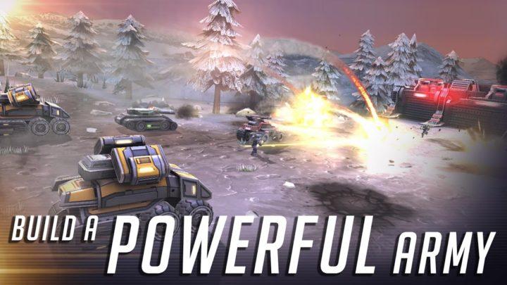 دانلود League of War: Mercenaries 9.9.11 بازی اتحاد جنگ مزدوران اندروید + مود