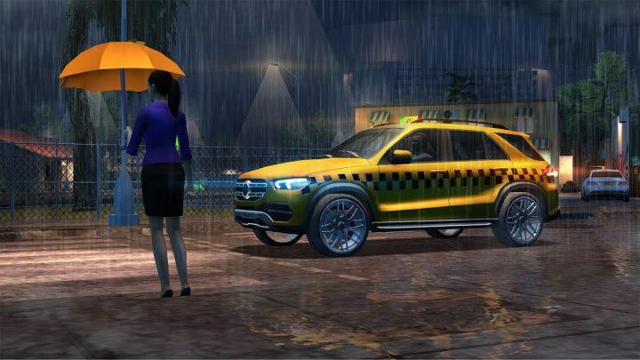 دانلود Taxi Sim 2020 1.2.19 بازی شبیه ساز تاکسی اندروید + مود