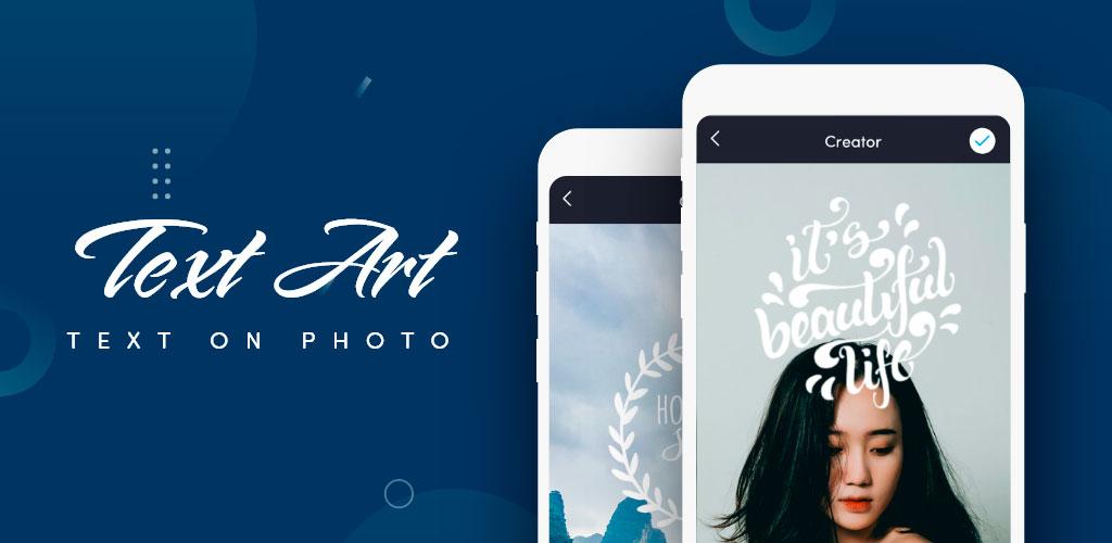 TextArt – Text to photo – Photo text edit Pro 1.6.5 نوشتن متن روی عکس اندروید