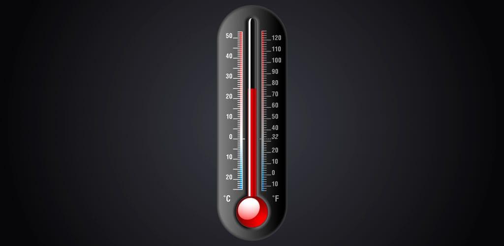 دانلود Thermometer++ Premium 5.0.2 – برنامه دماسنج اندروید