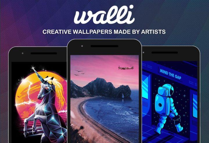دانلود Walli – 4K, HD Wallpapers & Backgrounds Pro 2.9.0.32 تصویر زمینه اندروید