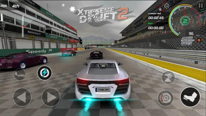 دانلود Xtreme Drift 2 2.2 بازی دریفت بی نهایت 2 اندروید + مود