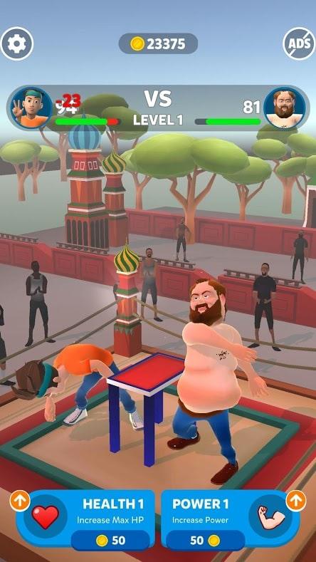 دانلود Slap Kings 1.3.2 بازی مسابقات سیلی زنی اندروید + مود