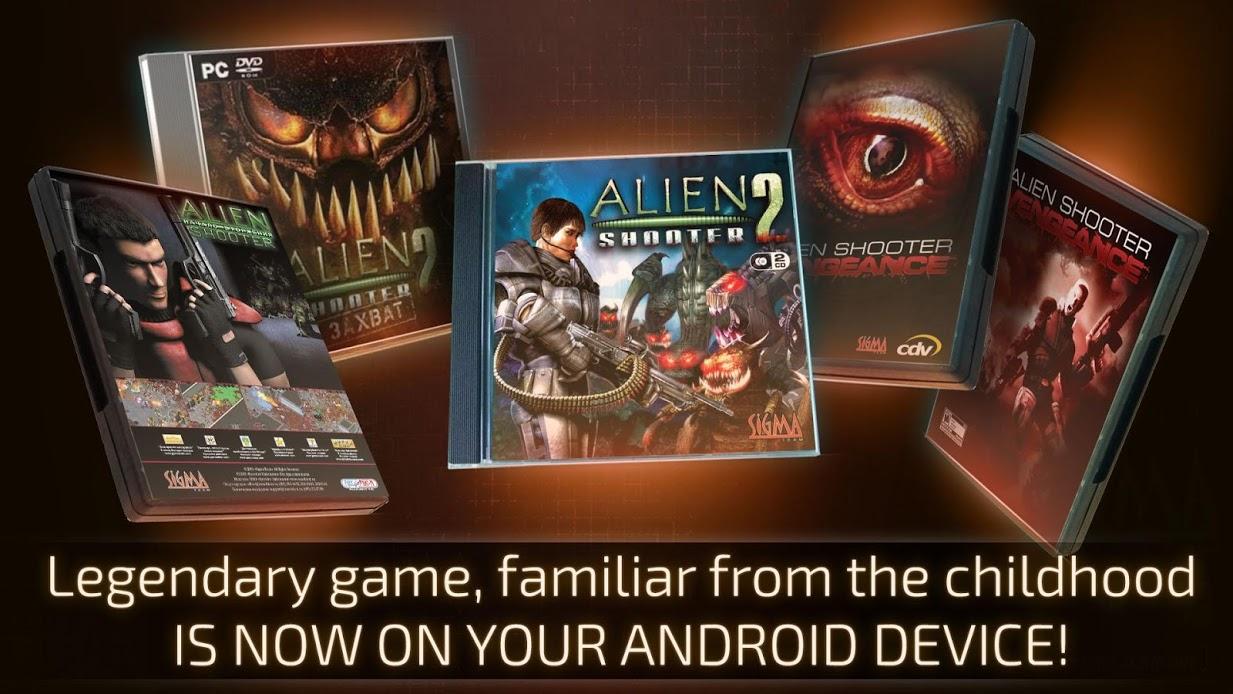 دانلود بازی Alien Shooter 2 – Reloaded 1.1.0 برای اندروید