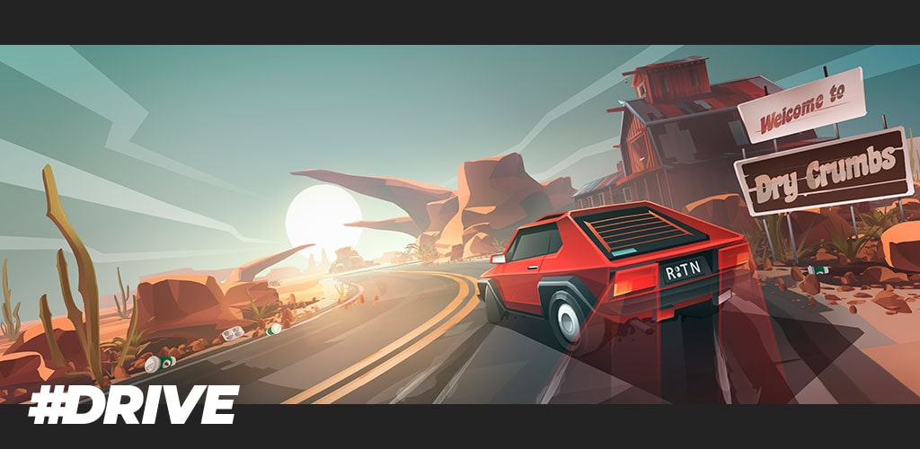 دانلود DRIVE 1.11.4 بازی ماشین سواری اندروید + مود