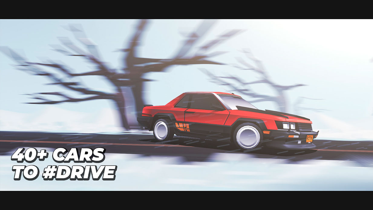 دانلود DRIVE 1.10.0 بازی ماشین سواری اندروید + مود