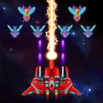 دانلود Galaxy Attack: Alien Shooter 32.9 بازی تیراندازی فضایی اندروید + مود