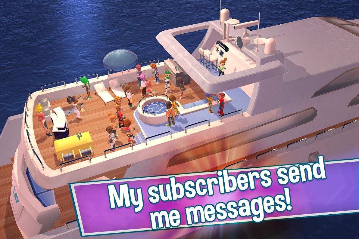 دانلود بازی Youtubers Life: Gaming Channel 1.5.10 برای اندروید + مود