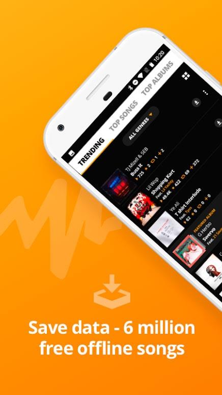 دانلود Audiomack Pro 6.5.1 برنامه دانلود آهنگ های جدید