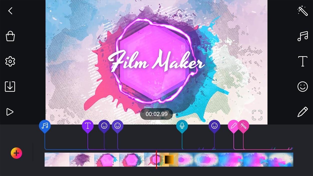 دانلود Film Maker Pro Premium 2.9.1.2 برنامه ساخت فیلم و ویرایش ویدیو