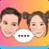 دانلود MojiPop – My Personal Emoji Keyboard & Camera Pro 2.3.2.4 برنامه ساخت استیکر شخصی