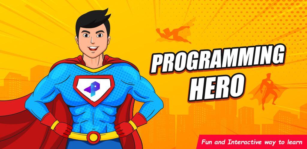 دانلود Programming Hero Pro 1.4.28 نرم افزار آموزش برنامه نویسی