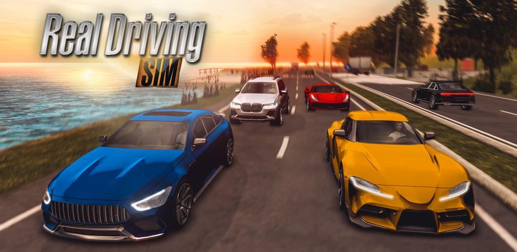 دانلود Real Driving Sim 4.5 بازی شبیه ساز رانندگی واقعی + مود