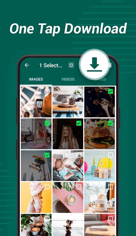 دانلود Status Saver for WhatsApp 1.01.35.0711 برنامه دانلود وضعیت واتساپ