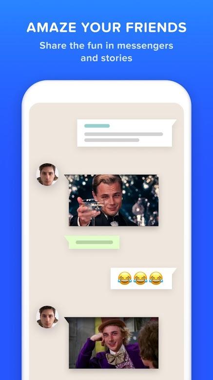 دانلود Reface: face swap videos Pro 1.21.0 – برنامه تعویض چهره در فیلم اندروید