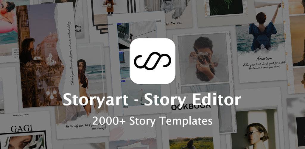 دانلود StoryArt – Insta story editor for Instagram Pro 2.8.3 برنامه ساخت استوری اینستاگرام