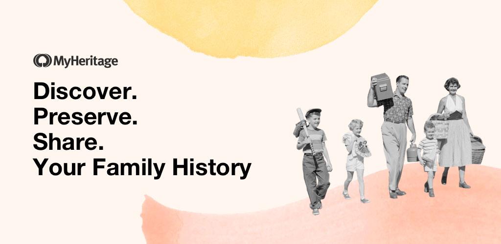 دانلود MyHeritage Pro 5.11.1 – برنامه ساخت شجره نامه اندروید