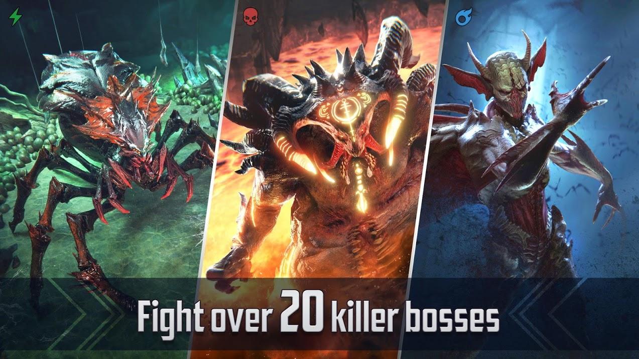 دانلود بازی RAID: Shadow Legends 4.20.0 – یورش: افسانه های سایه اندروید
