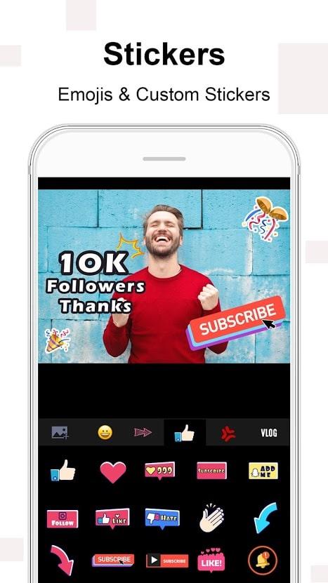 دانلود Vlog Star VIP 5.0.2 – برنامه ساخت و ویرایش ویدیو اندروید