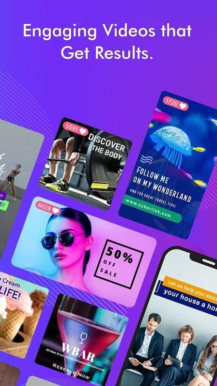 دانلود AdDirector: Video Maker for Business Premium 2.3.1 – برنامه اندروید