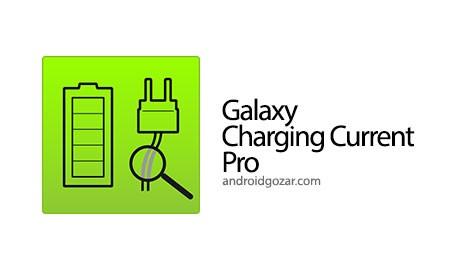 Galaxy Charging Current Pro 2.56 بررسی جریان شارژ باتری اندروید