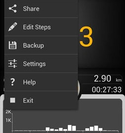 Accupedo-Pro Pedometer 7.3.1.G دانلود نرم افزار شمارش قدم ها اندروید