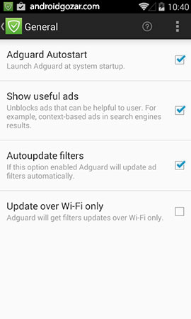 دانلود Adguard Premium 3.6.32 – برنامه حذف تبلیغات اندروید