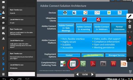Adobe Connect 2.6.9 دانلود نرم افزار کنفرانس و ملاقات
