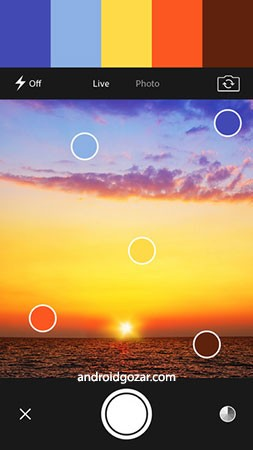 Adobe Color CC 1.3 دانلود نرم افزار استخراج کد رنگ از عکس