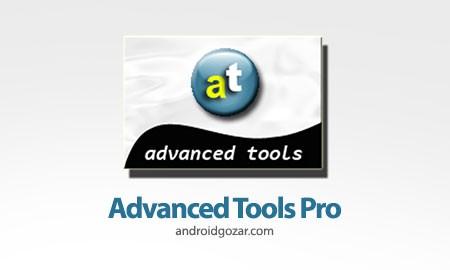 دانلود Advanced Tools Pro 2.1.6 برنامه ابزارهای پیشرفته اندروید
