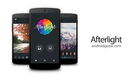 Afterlight 1.0.4 دانلود نرم افزار ویرایش و افکت گذاری عکس