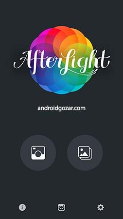 Afterlight 1.0.6 دانلود نرم افزار ویرایش و افکت گذاری عکس