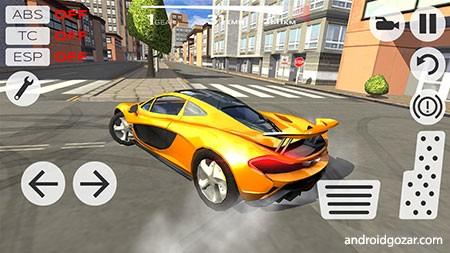 دانلود Extreme Car Driving Simulator 5.1.9 بازی شبیه ساز رانندگی اندروید + مود